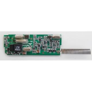 Приемопередатчик с пульта 433Мгц