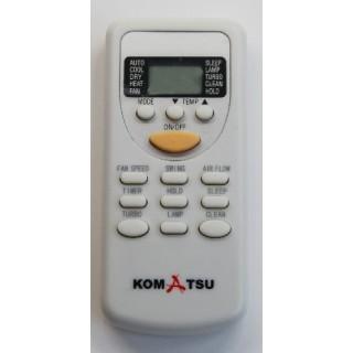 KOMATSU Пульт для сплит-системы ZH/JT-03